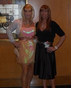 Lisa and Amanda SCC 2011